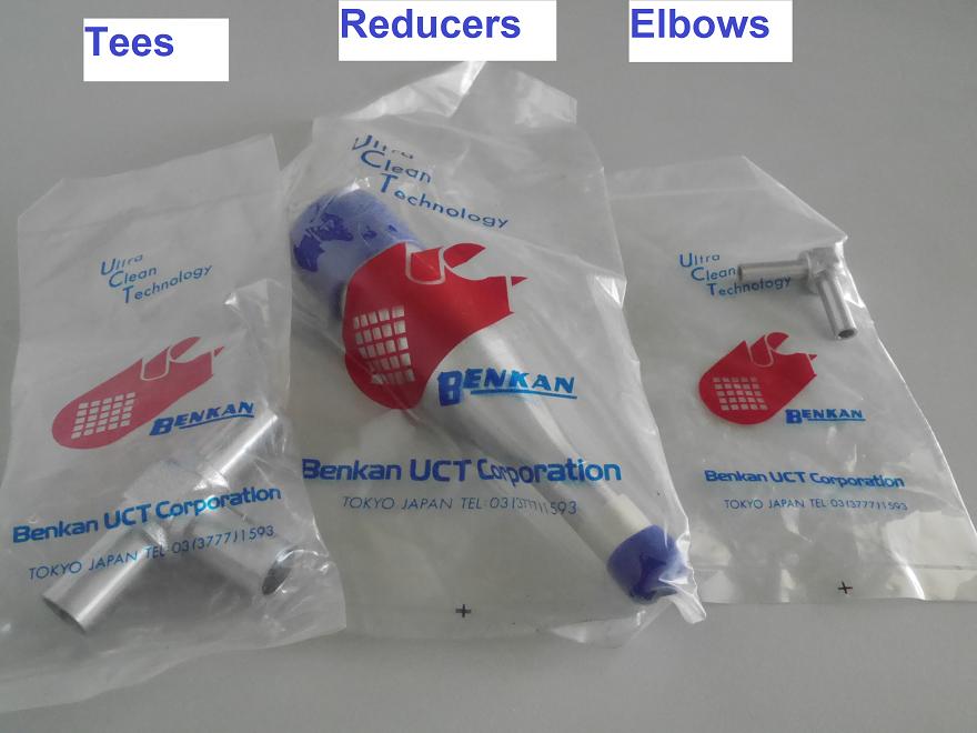 三通(Tees)、彎頭(Elbows)和大小頭(Reducers)管件